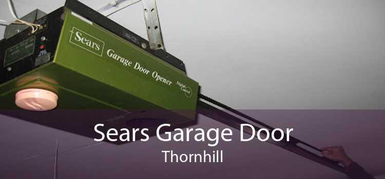 Sears Garage Door Thornhill